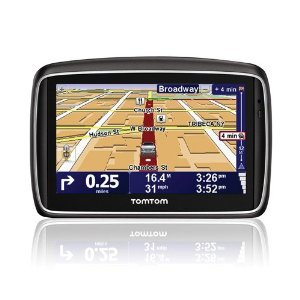 TomTom GO 740 Live 4.3-Inch Widescreen Portable Live Internet Connected GPS Navigator (Factory Refurbished)
