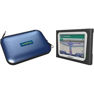 Goodyear GY 145 4.3-Inch Portable GPS Navigator with Text-To-Speech Feature