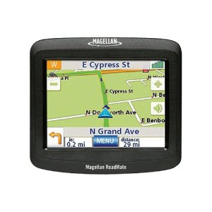 Magellan Roadmate 1200 3.5-Inch Portable GPS Navigator (Factory Refurbished)