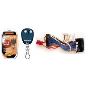 Bulldog CHR-4 T-Harnes for Bulldog Remote Starter