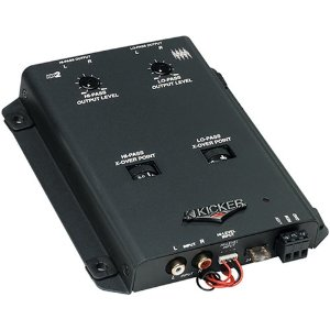 Kicker 03KX2 2-Way Active Crossover