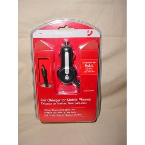 Durabrand Car Charger for Nokia