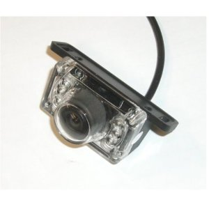 Pinecom SQ-309 Infrared Color Vehicle Back Up Camera With Grided View