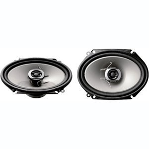 Pioneer TS-G6843R 6 x 8 In. 2-Way Speaker with 180 Watts Max. Power