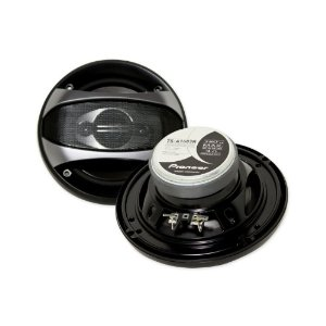 Brand New Pair of Pioneer Tsa1683 560 Watt 4 Way Car Stereo Speakers with Incredible Sound Quality
