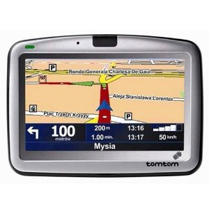 TomTom Go 910 Portable GPS Navigator (Factory-Refurbished)