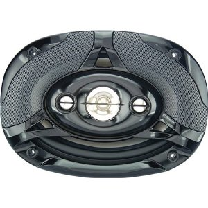 Power Acoustik KP-694N KP Series 6-Inch X 9-Inch 380-Watt 4-Way Full Range Speakers