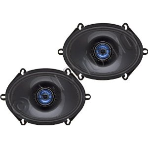 Sony XSGT5726A 5-Inch x 7-Inch Coaxial 2-way Speakers (Black)