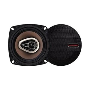 Pyramid 480GX 4-Inch 120 Watts ThreeWay Bronze P.P. Cone Speakers
