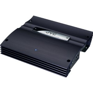 JVC KSAX4302 Bridgeable 2-Channel Power Vehicle Amplifier