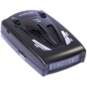 Whistler XTR-140 Laser/Radar Detector with Exclusive Twin-Alert Periscopes