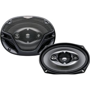 Kenwood KFC-6972IE 450-Watt 6-Inch x 9-Inch 4-Way Speaker System