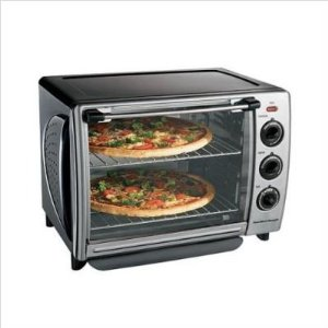 Hamilton Beach 31199XR Countertop Convection Oven