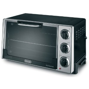 DeLonghi RO2050B 6-Slice Toaster Oven with Rotisserie