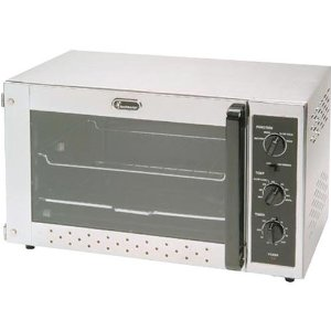 Salton/Toastmaster TCOV6R Toastmaster .98 Cu. Ft. Convection Oven