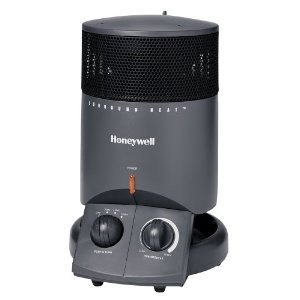 Honeywell HZ-2200 Mini Tower Surround Heater