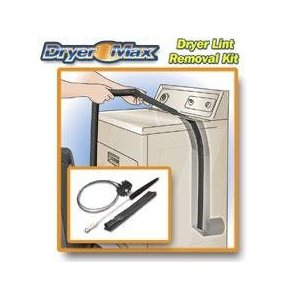 Ontel Dryer-Max Lint Removal Kit
