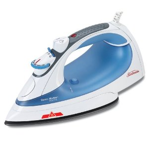 Sunbeam 4229 Steam Master Iron with Hot-Iron Storage Strip Indicator
