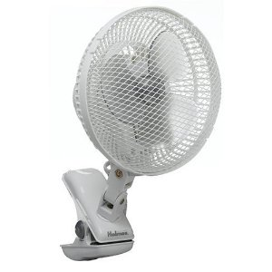 Holmes HACP9 Oscillating 2-Speed Clip-On Fan
