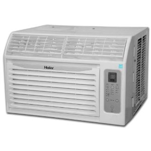 Haier ESA3067 6,000-BTU Energy-Star Window Air Conditioner with Remote Control