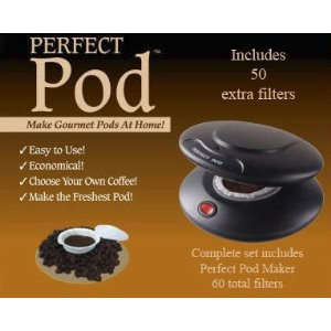 Perfect Pod Maker Plus Bonus 50 Extra Filters