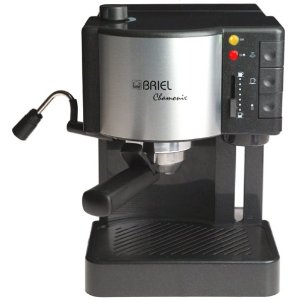 Briel ES35AF Chamonix Pump Espresso Machine With Auto Espresso Flow