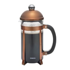 Bonjour 8 Cup Maximus French Press Copper