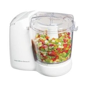 Food Chopper, 2 speed 3 Cup