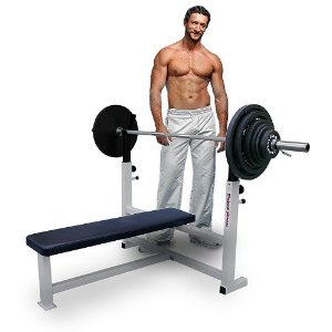 Deltech Fitness Flat Bench