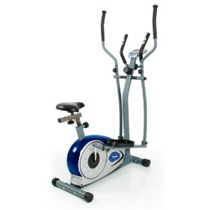 Body Champ BRM3600 Cardio Dual Trainer