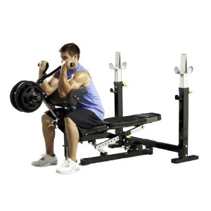 Powertec WB-CMA10 Workbench Curl Machine Accessory