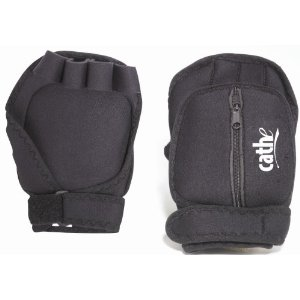 Fitness by Cathe 2-Pound Weighted Gloves with DVD