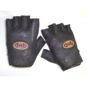 Altus Athletic Classic Mesh Back Gloves (Large)