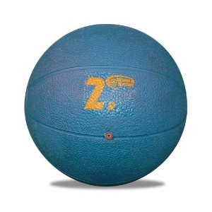 World Sport 2 Kilo (4.4lb) Reactive (Bounce) Medicine Ball