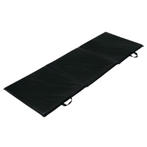 TKO Home & Gym Folding Exercise Mat 3' x 6'