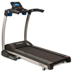 LifeSpan TR 800 Folding Treadmill