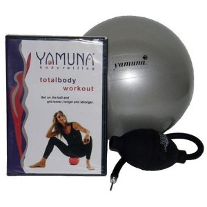 Yamuna Body Rolling Silver Ball Kit