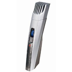 Remington MB-250 Titanium mustache and beard trimmer.