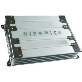 Hifonics BXI2008D 2000-Watt Super D-Class Amplifier 1-Channel Mono-Block