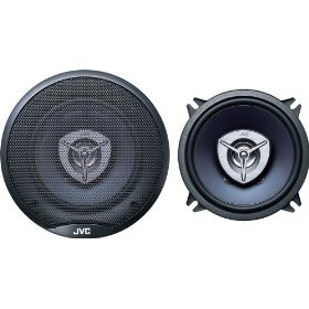 JVC CS-V525 In-Vehicle 5.25-Inch 2-Way Coaxial Speaker (Single, Blue)