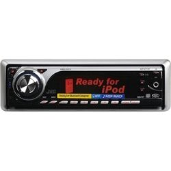 JVC Closed Face Vehicle CD Player Receiver Deck with 3-D Color