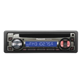 Panasonic 45-Watt CD Receiver with 2 Pre-Amp Outputs (CQDP133U)