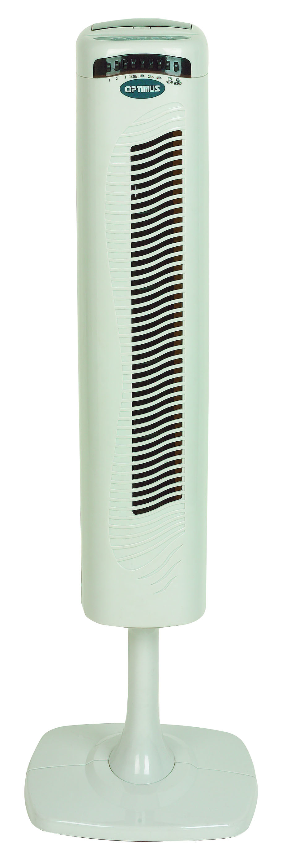 Optimus f7336s  fan 40inch tower with remote and led