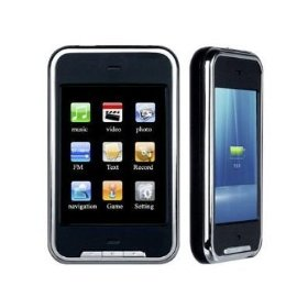 4GB touch MP3 Media player
