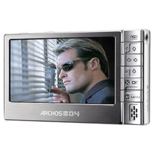 Archos 504 80GB Portable Digital Media Player and Recorder (500870)