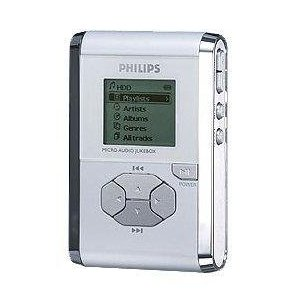 Philips GoGear HDD077 - Digital player / radio - HDD 2 GB - WMA, MP3