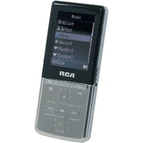 RCA M5002 Flash Player with 1.8