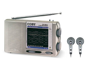 Coby cxcb12 radio world 12 band
