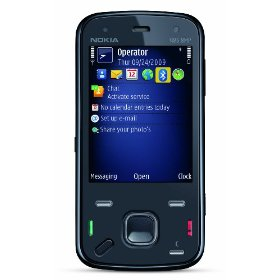 Nokia N86 Unlocked Phone with 8 MP Camera, Auto Focus, Flash and Carl Zeiss Optics--U.S. Version with Warranty (Indigo)