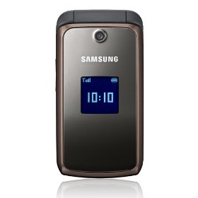 Samsung M310 Unlocked Phone with Quad-Band GSM, and Bluetooth Headset--International Version with Warranty (Mocha Brown)